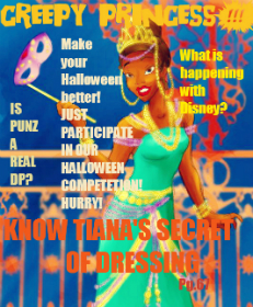 Creepy Princess Magazine XD