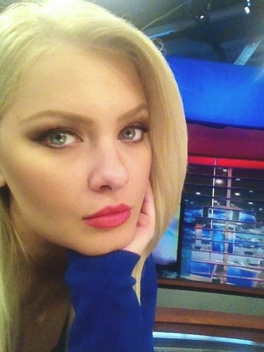 Cristina Dochianu romanian TV people romanians girls