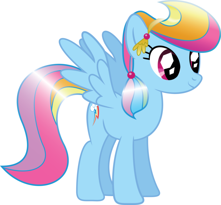 My little pony friendship is magic crystal ponies