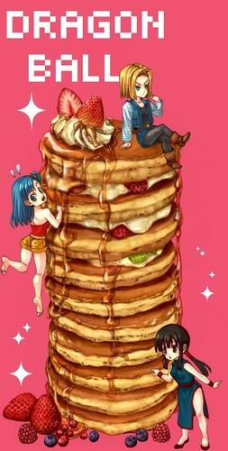DB Girls with Pancake!