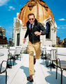 Damian Lewis in November's GQ magazine.