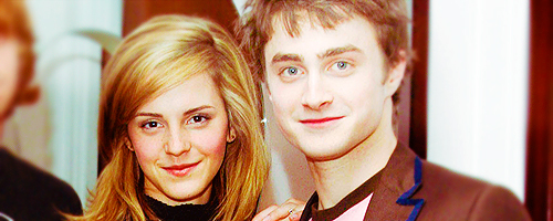 Celebrity Couples wallpaper possibly with a portrait entitled Dan/Emma