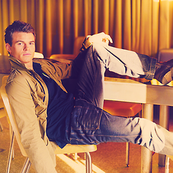Daniel Gillies wallpaper possibly with a family room, a drawing room, and a living room titled Daniel Fan Art