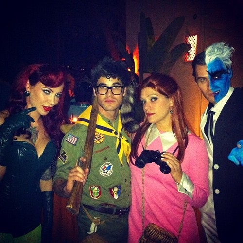 Darren Halloween Party
