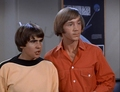 Davy Jones and Peter Tork