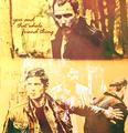 Dean, Benny and Castiel