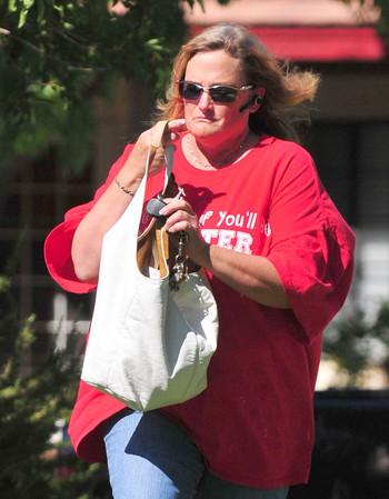 Debbie Rowe 2012 (((Rare)))