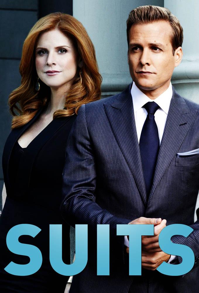 Suits Harvey Donna