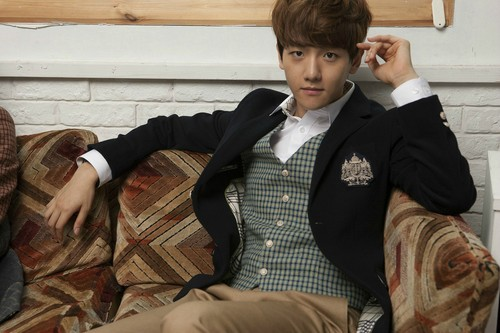 EXO-K For IVY club mag