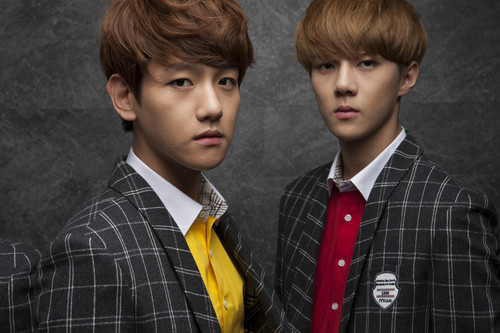 EXO-K for Ivy Club magazine