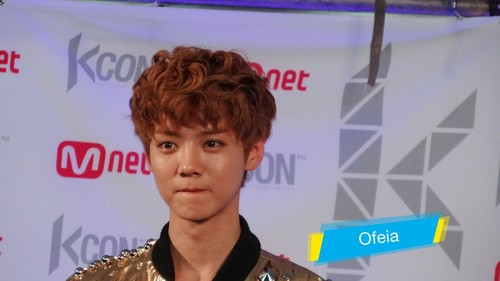 EXO-M @ Kcon Fansign