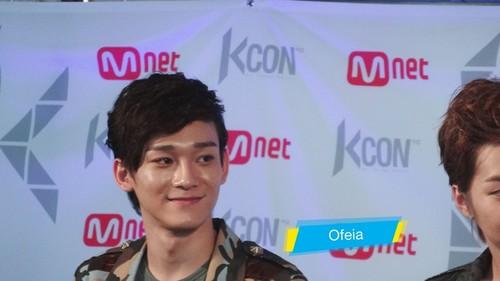 EXO-M @ Kcon Fansign