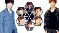 EXO♥ - exo-%EC%97%91%EC%86%8C wallpaper