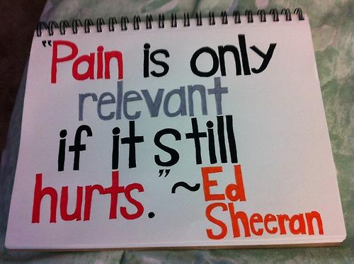 Ed Sheeran wallpaper called Ed quote