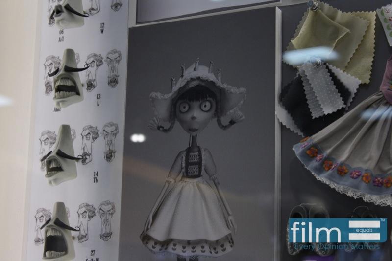 Frankenweenie Elsa Van Helsing