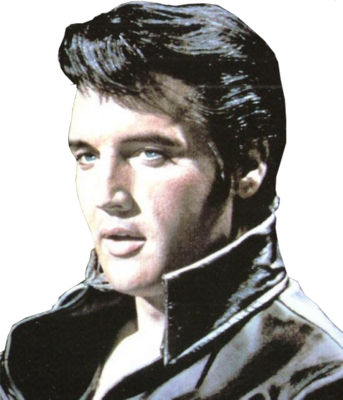 Elvis Presley Hintergrund called Elvis...Come Back Special