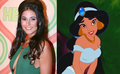 Emmanuelle Chriqui as Jasmine - aladdin photo