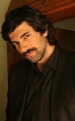 Turkish Actors and Actresses wallpaper possibly with a portrait called Engin Akyurek romantic sexy gaze