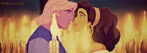 Esmeralda and John Smith