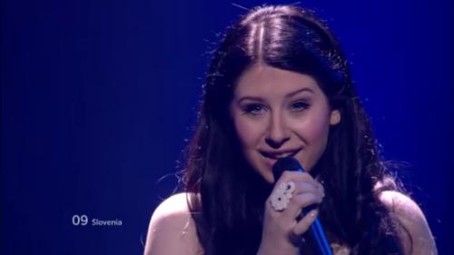 Eva Boto (Slovenia 2012)