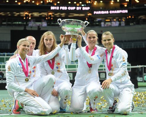 FED CUP 2012 CZECH TEAM