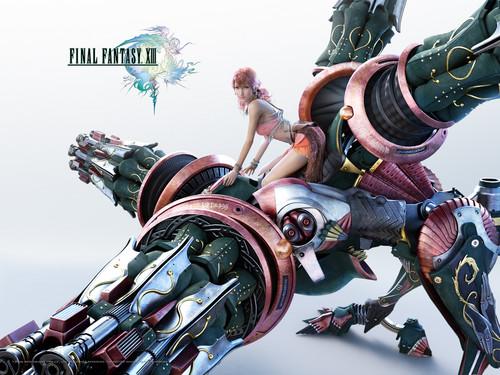 FF XIII fondo de pantalla