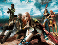 FF XIII Wallpaper - final-fantasy-xiii photo