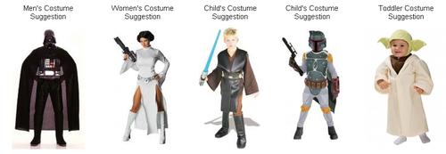Family Хэллоуин Costumes Idea