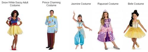 Family Halloween Costumes Idea
