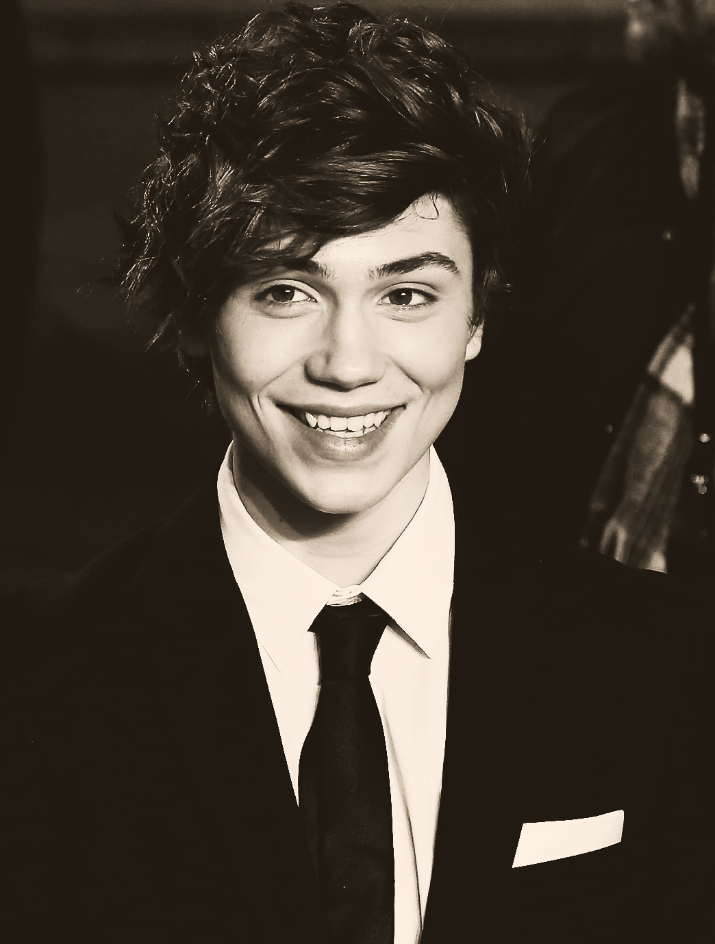 Follow you until you love me ~ George Shelley [afgelopen]