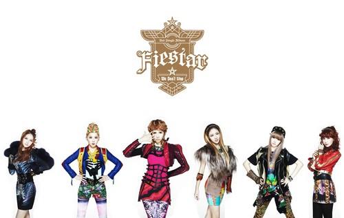 kpop 4ever wallpaper titled Fiestar ~ we don't stop
