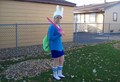 Fiona Cosplay - adventure-time-with-finn-and-jake photo
