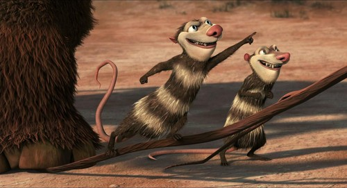 Ice Age: Crash & Eddie images Fire! HD wallpaper and ...