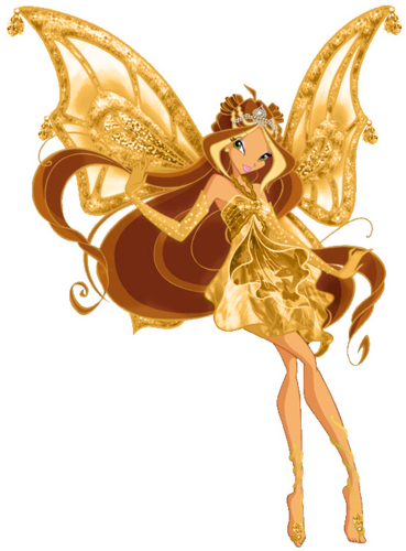 Flora Gold Enchantix