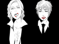 FrUk - hetalia-couples wallpaper
