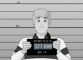 Freddy's Mugshot - scooby-doo photo