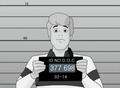 Freddy's Mugshot