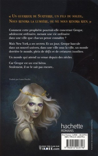 French Book 1 back cover
