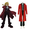 FullMetal Alchemist Edward Elric Cosplay Costume - fullmetal-alchemist-brotherhood-anime photo