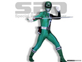 GREEN RANGER SPD - the-power-rangers photo
