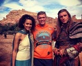 Nathalie Emmanuel as Missandei and Ed Skrein as Daario Naharis - game-of-thrones photo