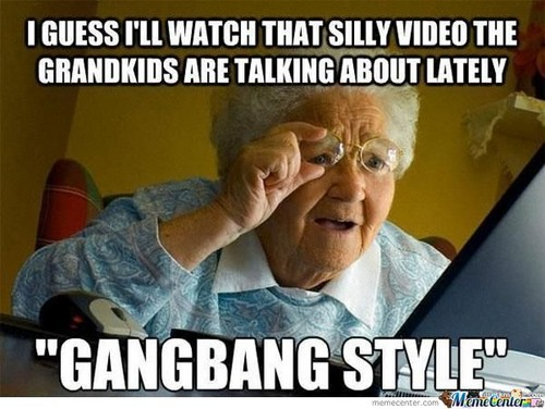 Gangbang Style! 8D آپ know آپ luff it.