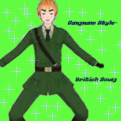 Gangnam- With British Swag