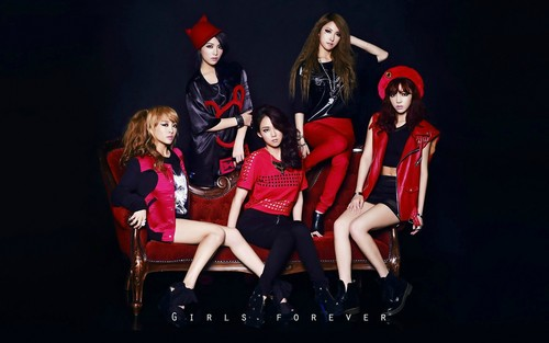 KARA 바탕화면 called Girls Forever