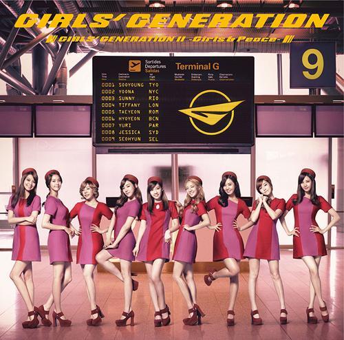 Girls Generation II : Girls & Peace