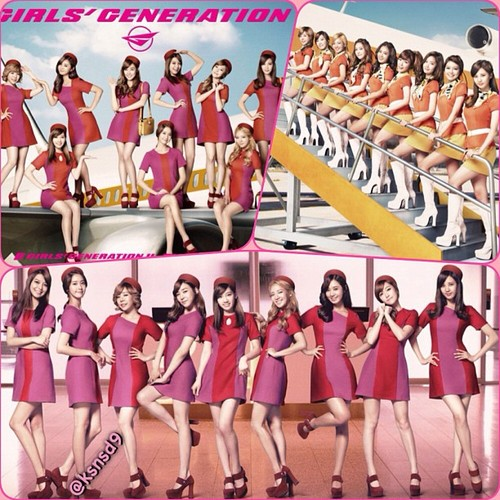 Girls Generation II : Girls & Peace