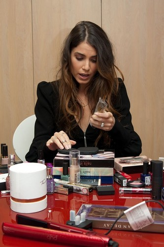 Guest Editor Nikki shares her beauty secrets with Glamour Magazine!