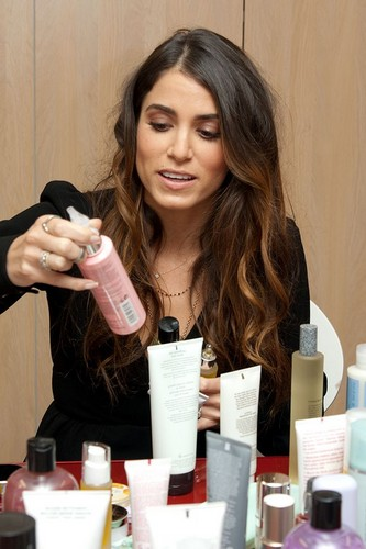Nikki Reed wallpaper called Guest Editor Nikki shares her beauty secrets with Glamour Magazine!