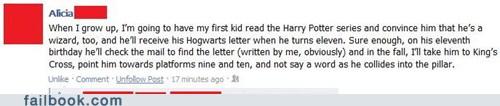 HP on Failbook