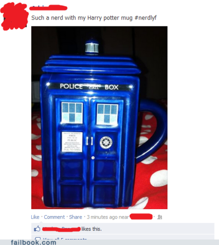 HP on Failbook